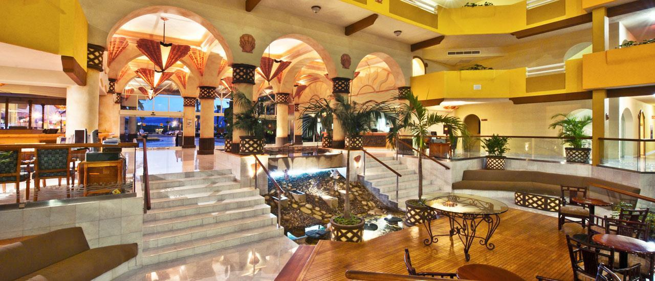 Villa Del Palmar Lobby Jpg